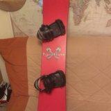 Продам сноуборд с крепами! дешево, даже очень!. Фото 3. Владивосток.