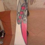 Продам сноуборд с крепами! дешево, даже очень!. Фото 1. Владивосток.