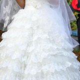 Счастливое свадебное платье. Фото 2. Полевской.