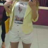 Желтый пиджак. Фото 1.