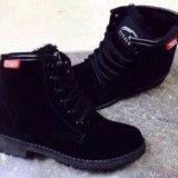 Новые ботинки зима. Фото 2.