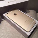 Iphone 6 16gb gold. Фото 3.