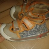 Сандали ботинки. Фото 1.