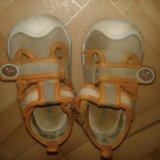 Сандали ботинки. Фото 2.