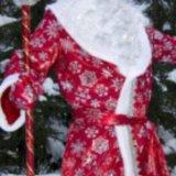 Прокат аренда костюма деда мороза и снегурочки. Фото 1. Новосибирск.