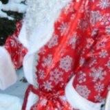 Прокат аренда костюма деда мороза и снегурочки. Фото 2. Новосибирск.