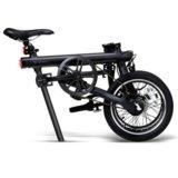 Велосипед xiaomi qicycle, электрический складной. Фото 2.