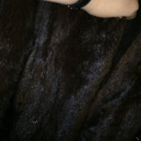 Норковая шуба. Фото 2. Якутск.