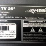 Ирбис lcd tv 26. Фото 2.