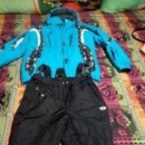 Продам горнолыжный костюм ,в хорошим состоянии,. Фото 2. Новосибирск.