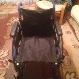 Коляска инвалидная armed 040. Фото 1.