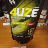 Протеин fuze creatine+vitamin c. Фото 1. Владивосток.