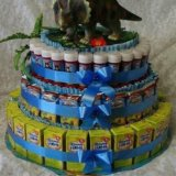 Торт на день рожденье в сад. Фото 1. Хабаровск.