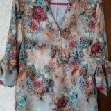Блуза - туника. Фото 1.