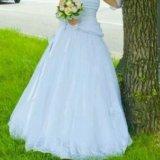 Свадебное платье. Фото 2. Хабаровск.
