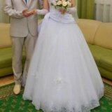 Свадебное платье. Фото 3. Хабаровск.