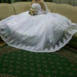Свадебное платье. Фото 4. Хабаровск.