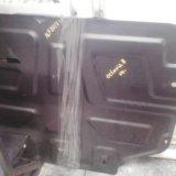 Защита двигателя skoda octavia2. Фото 1.