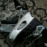 Коньки хоккей. Фото 2.