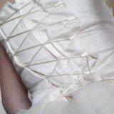 Продается бальное белое платье. Фото 2. Владивосток.