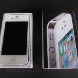 Iphone 4 белый новый. Фото 1.