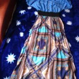 Продам платье -сарафан турция. Фото 2.