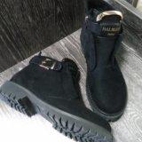 Новые ботинки!. Фото 1.