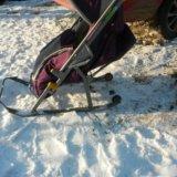 Санки коляска. Фото 1. Южно-Сахалинск.