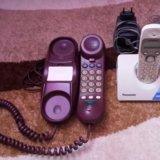 Стационарные телефоны. Фото 1.