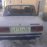 Ваз. Фото 3. Барнаул.