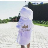 Детский халат с вышивкой. Фото 1. Красноярск.