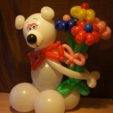 Прдарок из шаров. Фото 1. Смоленск.