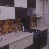 Установка кухни. Фото 1.