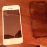 Продам iphone 5. Фото 1. Биробиджан.