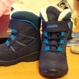 Детские зимние ботинки. Фото 1. Биробиджан.