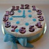 Новогодние торты. Фото 2.