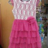 Платье б/ у. Фото 1.