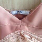 Платье в бельевом стиле pois, размер 42. Фото 3.