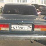 Ваз 2107. Фото 1. Краснодар.
