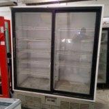 Шкафы бу холодильные торговые. Фото 1. Уфа.
