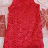Шикорное платье. Фото 2.