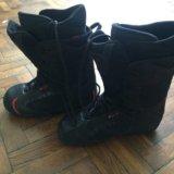 Ботинки для сноуборда. Фото 1. Иркутск.