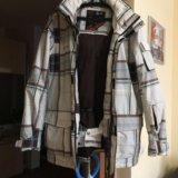 Куртка сноубордическая или лыжная куртка. Фото 3. Москва.