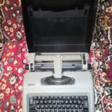 Пишущая машина ивица-м. Фото 2.