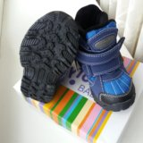 Новые сапоги ботинки р24. Фото 2.