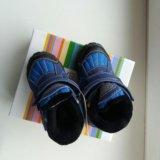 Новые сапоги ботинки р24. Фото 3.