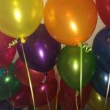 Гелиевые шарики. Фото 3. Железнодорожный.