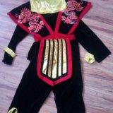 Новогодний костюм ниндзя. Фото 1. Уссурийск.