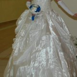 Свадебное платье. Фото 2. Сургут.