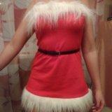 Платье новогоднее. Фото 1.